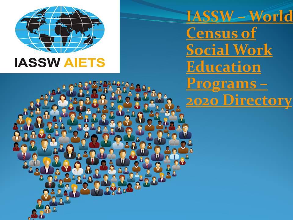 International Association Of Schools Of Social Work Iassw
